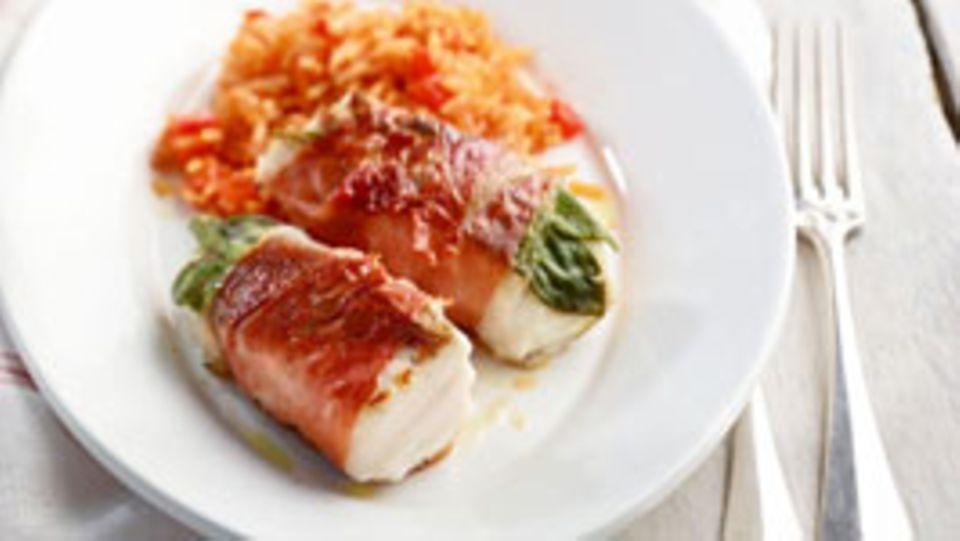 Nicht nur als Saltimbocca ist Fisch eine Köstlichkeit