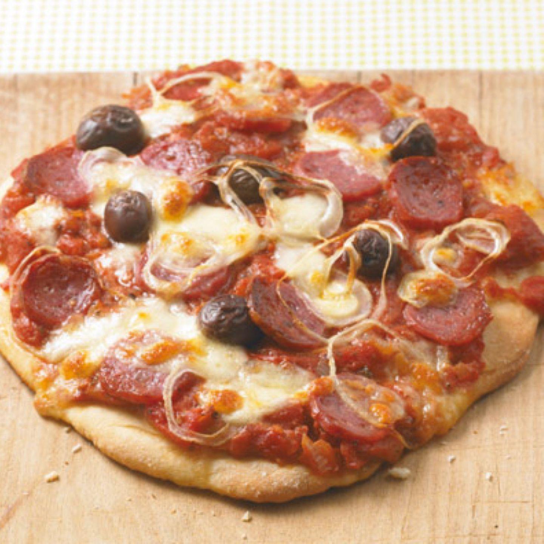 Die besten Pizza-Rezepte