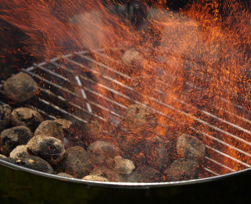 Die Schlüssel zur perfekten Glut - Kohle, Anzünder und kontrollierte Hitze