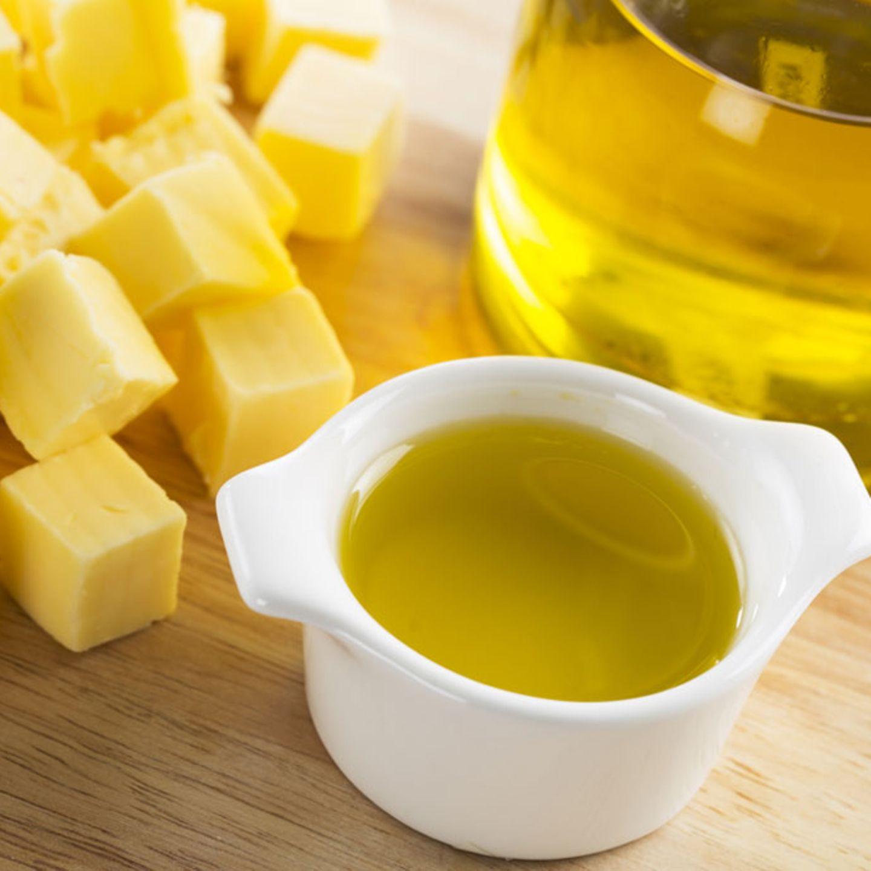 Ob Olivenöl oder Butter - Fett ist besser als sein Ruf