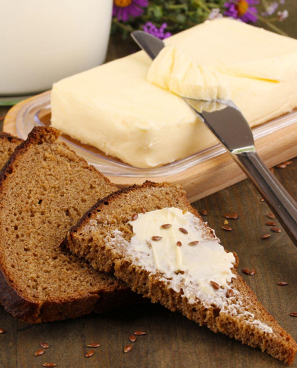 Butter ist eine der besten Quellen für fettlösliche Vitamine