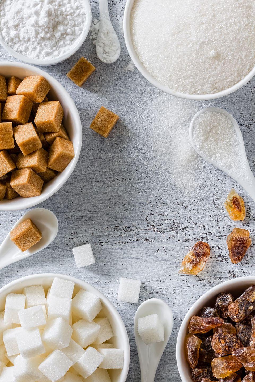 Zucker ist ein wichtiger Energieträger in unserem Körper - in Maßen