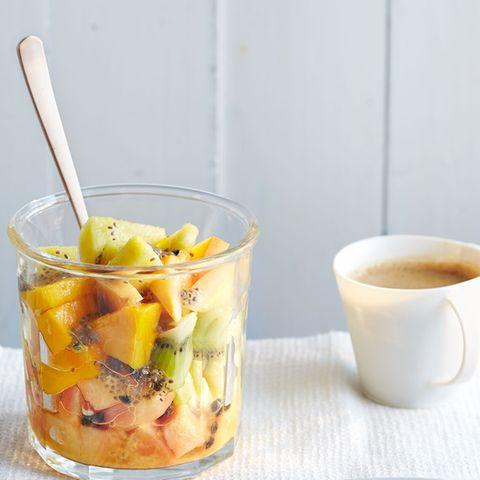 Rezepte: Obstsalate mit Ananas