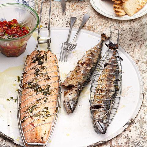 Neue Rezept-Ideen mit Fisch