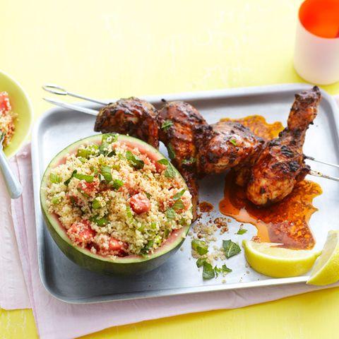Couscous Rezepte mit Huhn