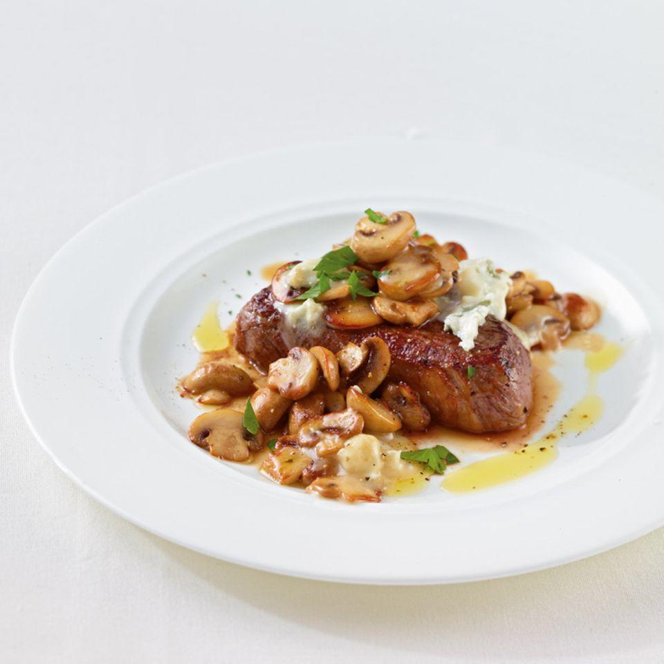 Rezepte: Pilze in Hauptspeisen