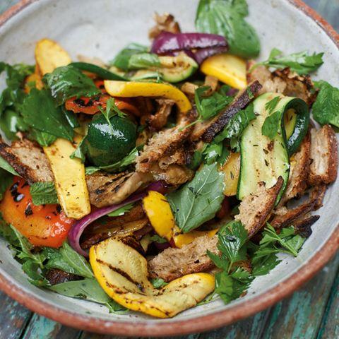 Rezepte: Salate mit Zucchini