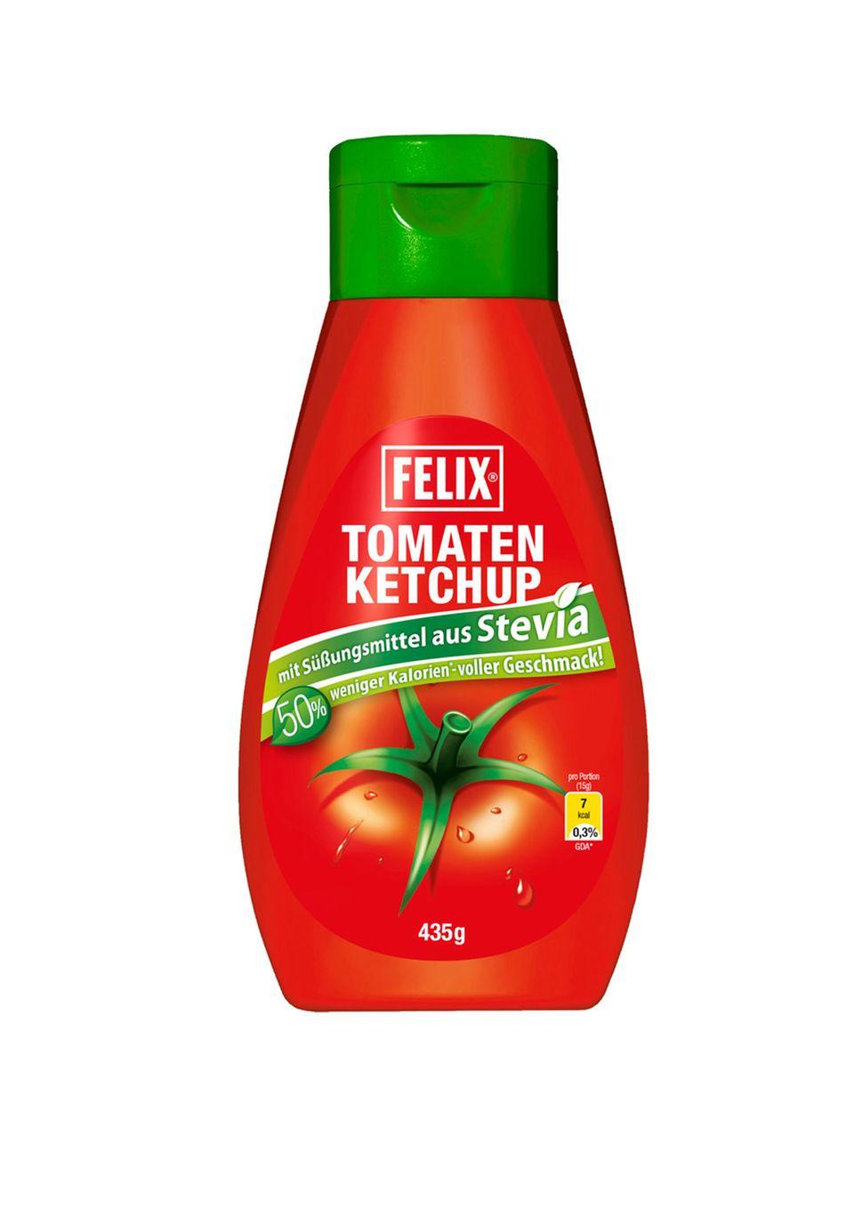 Stevia Ketchup von Felix