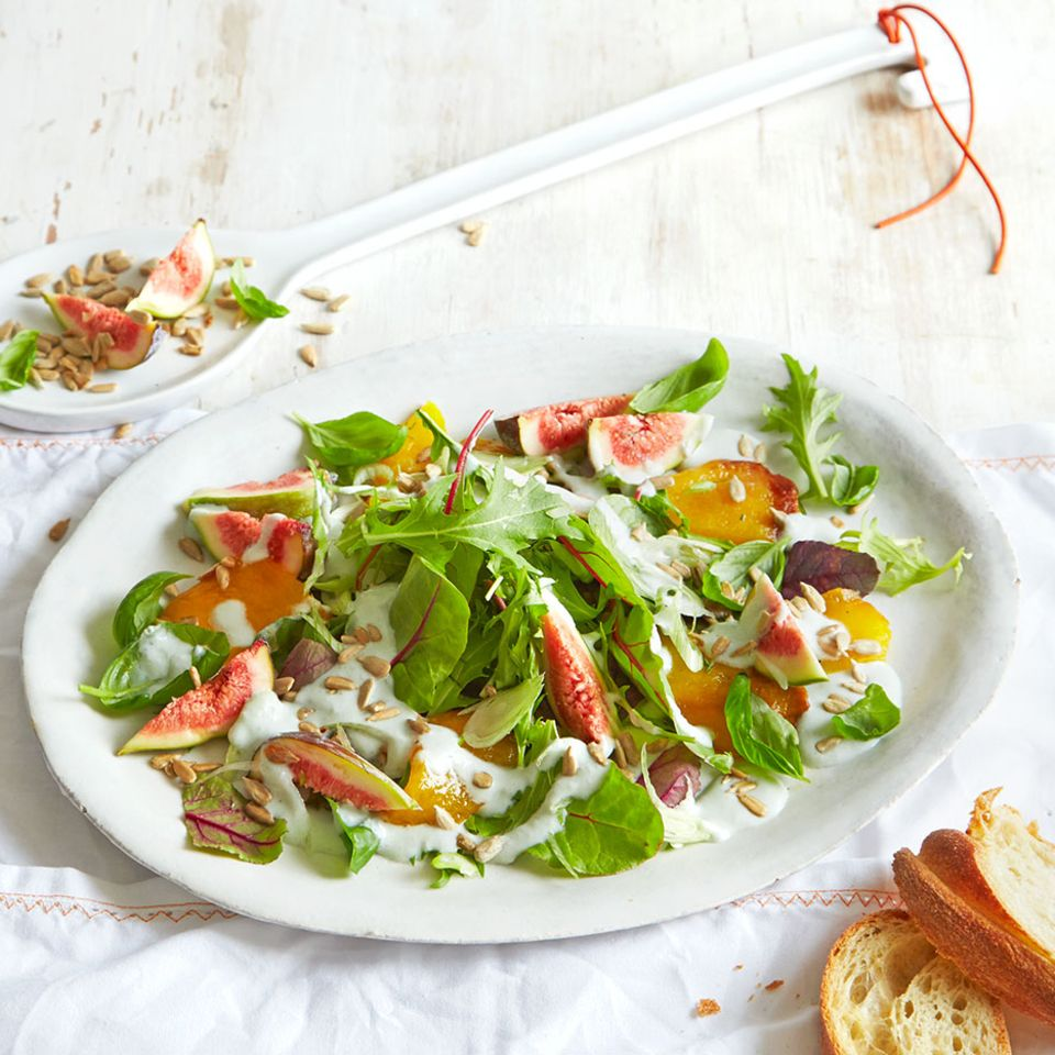Rezepte: Salate mit Feige