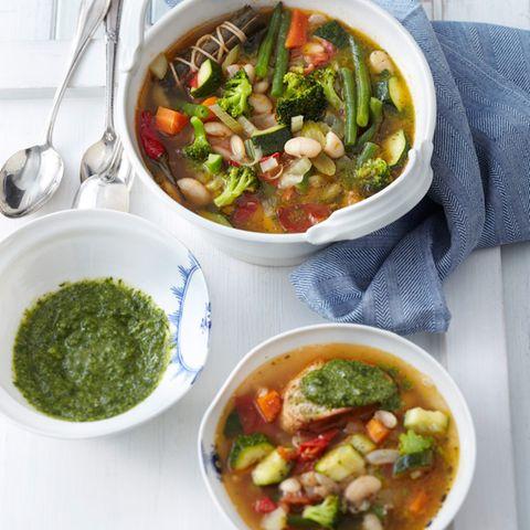 Suppen & Eintöpfe mit Broccoli
