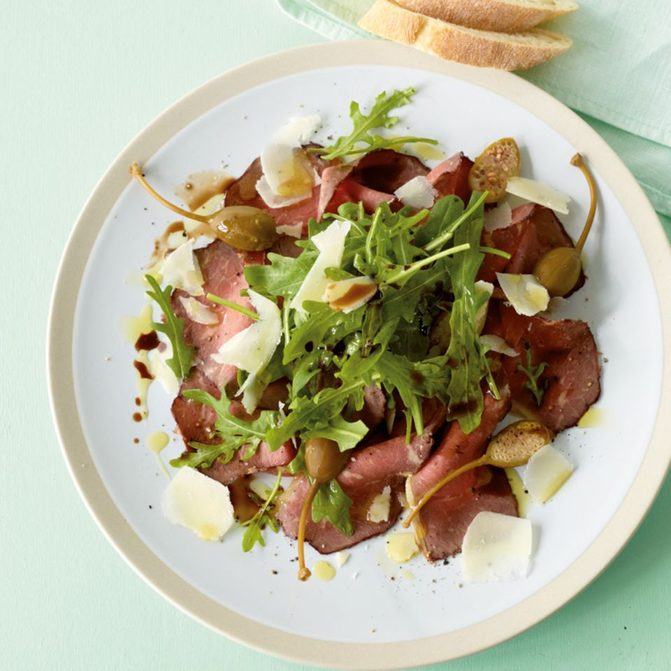 Rezepte: Salate mit Rucola