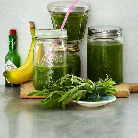 Rezepte: Grüne Smoothies