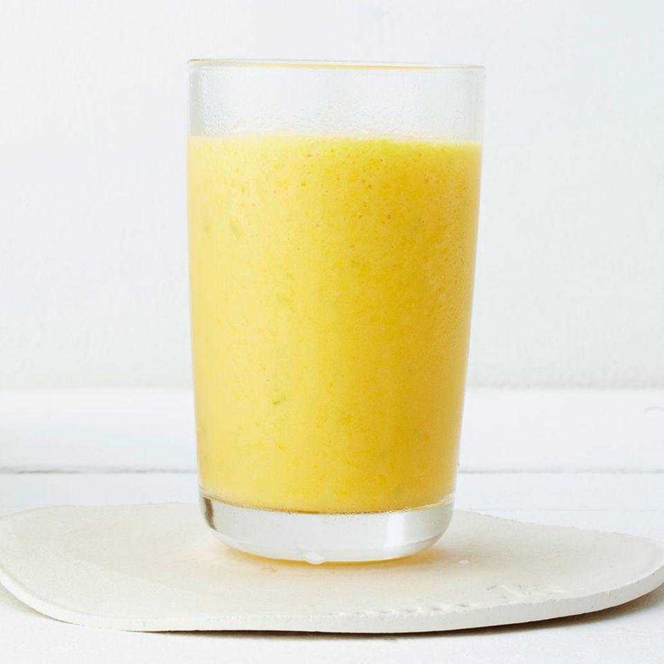 Rezepte: Getränke mit Pfirsich