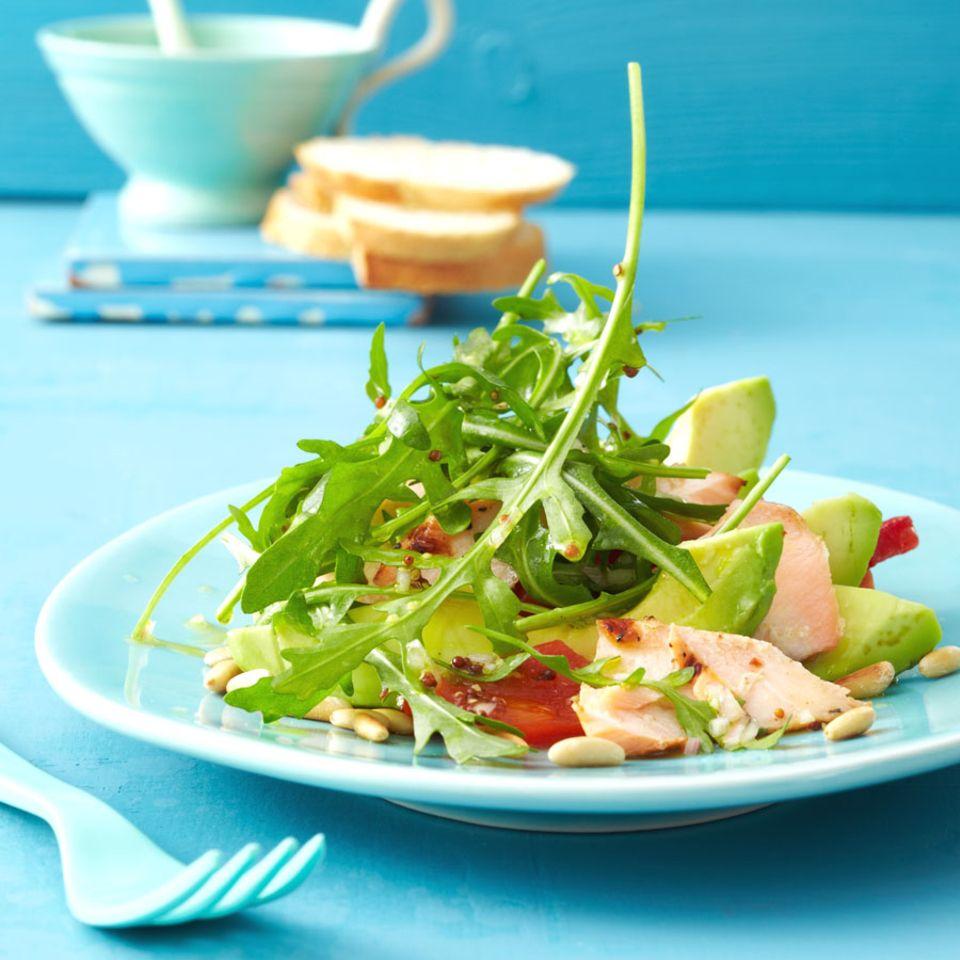 Rezepte: Avocado-Salat