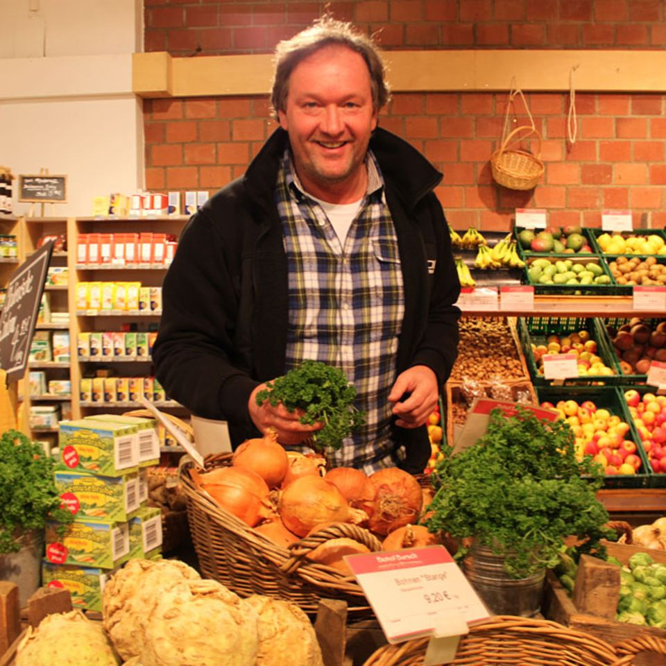Frisches Obst und Gemüse direkt vom Erzeuger wie beim Biohof Bursch