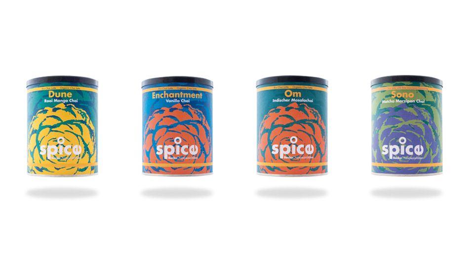 Neue spice Chai-Spizialitäten von beckscocoa
