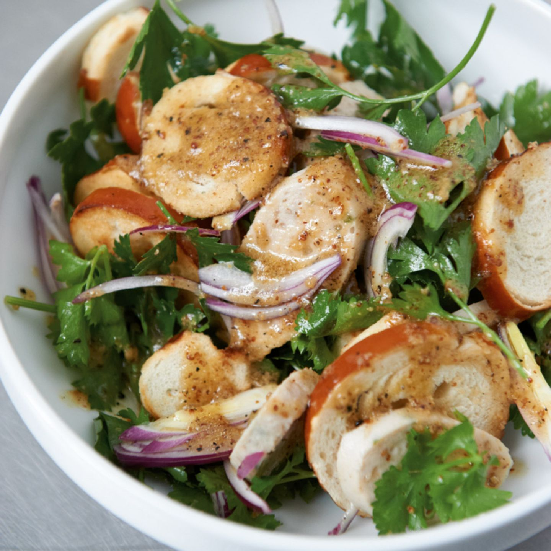 Petersilie: Rezepte für Salat