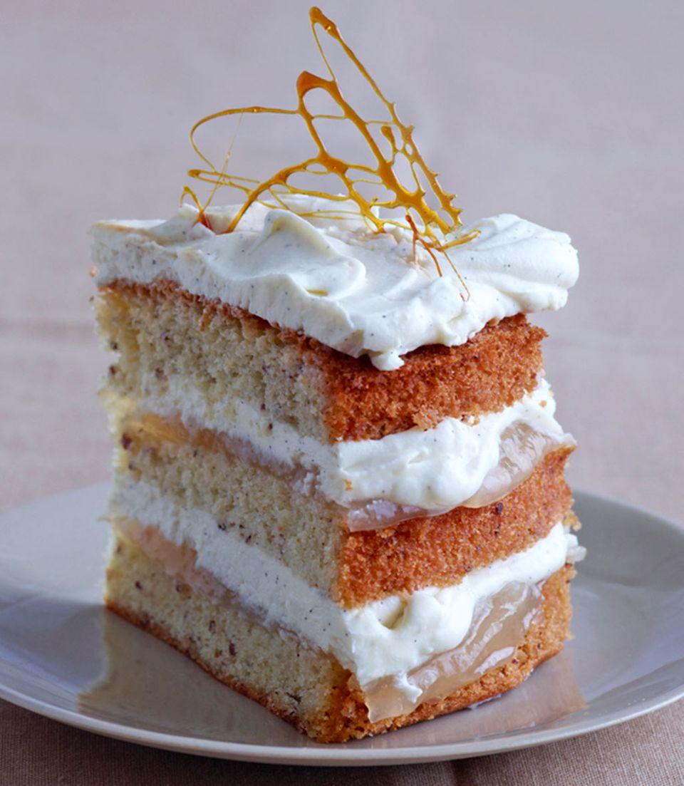 Naked Cakes überzeugen durch schlichte Eleganz