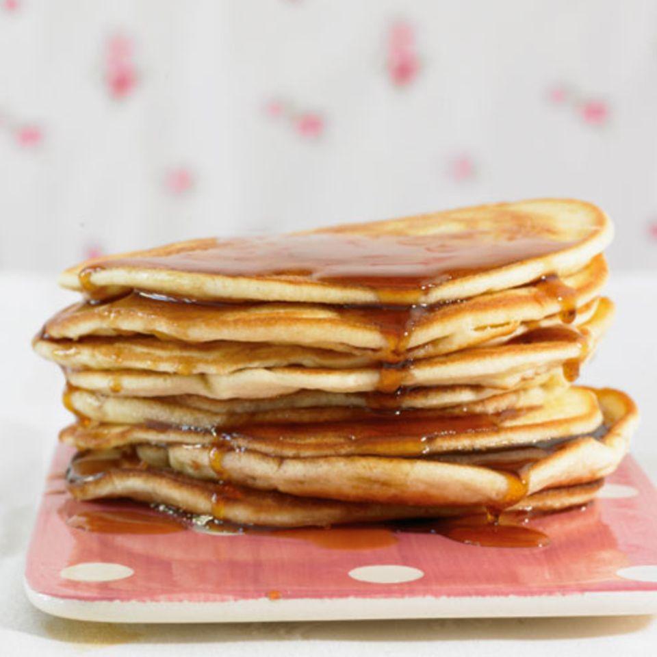Valentinstag: Frühstück im Bett
