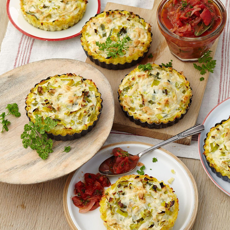 Vegetarische Rezepte: Vorspeisen