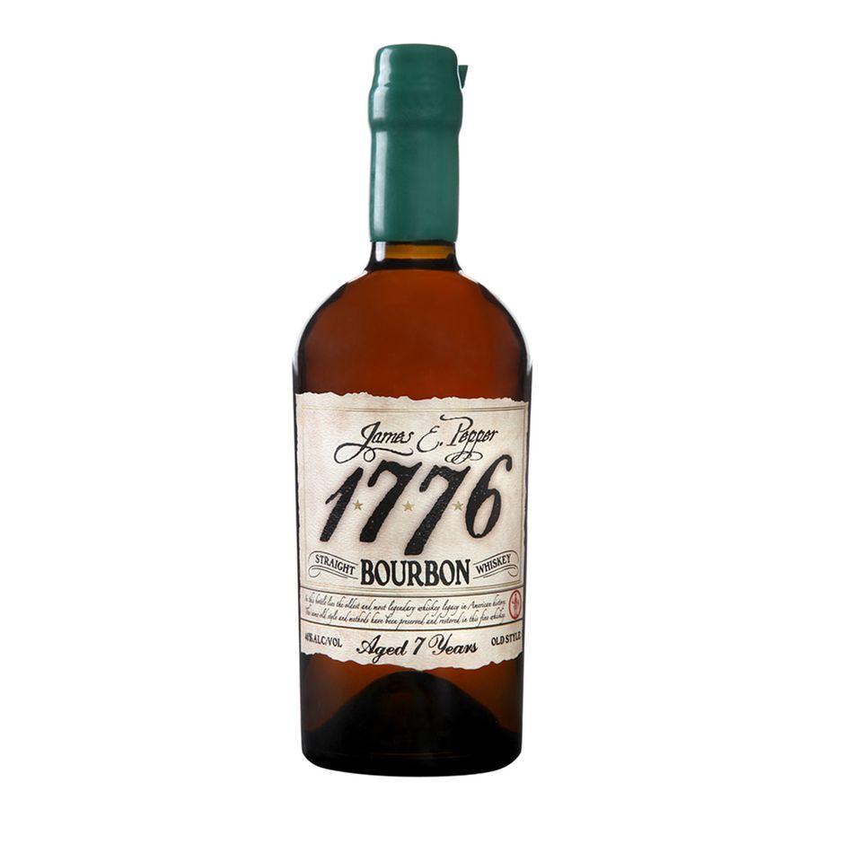 James E. Pepper 1776 Straight Bourbon Whiskey 7 Years