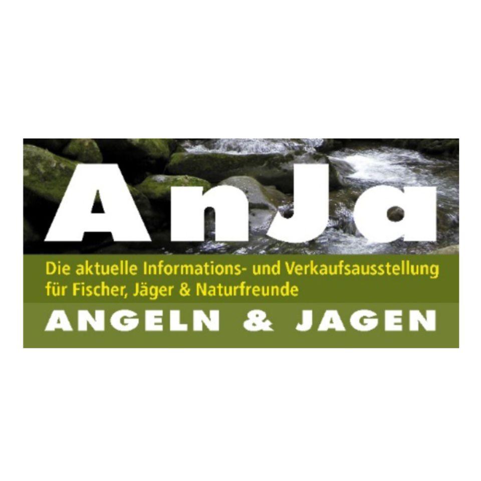 """""""Anja"""" Angeln und Jagen - die Fachmesse in Pirmasens"""