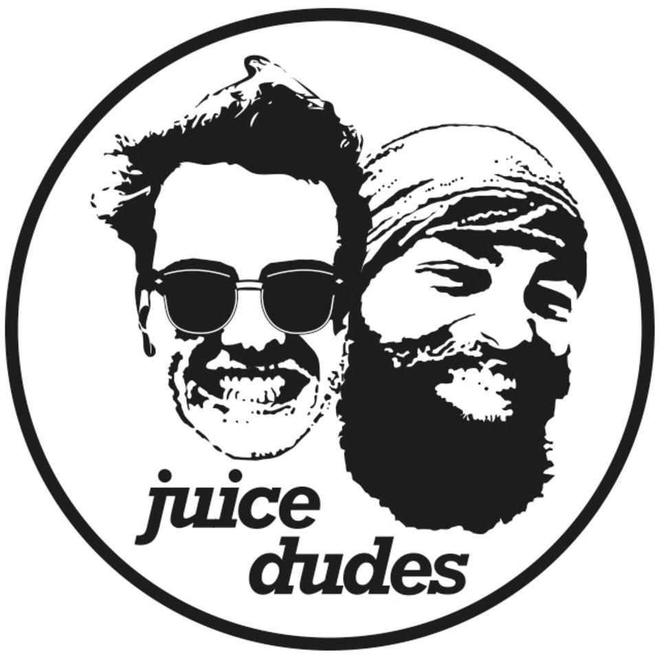 """Die """"Juice Dudes"""" stellen frische, kaltgepresste Säfte her"""