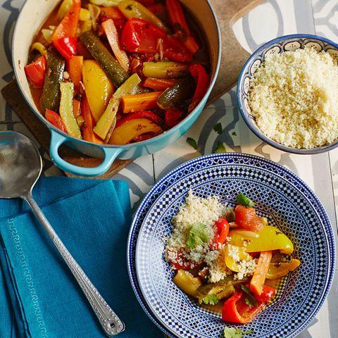 Orientalische Küche: Couscous als Hauptgericht