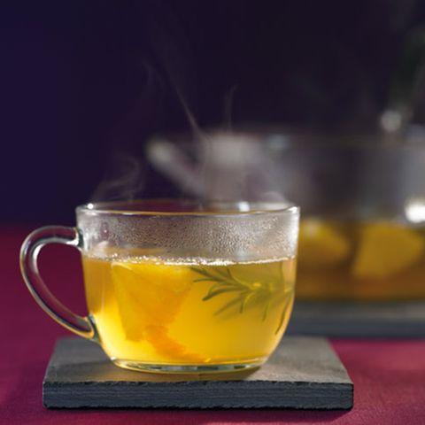 Rezepte: Getränke mit Orange