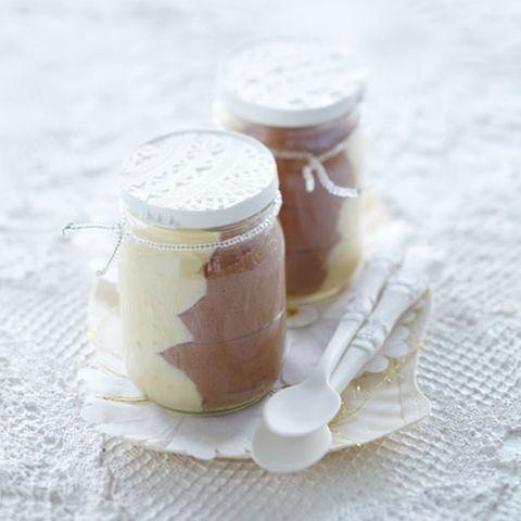 Desserts mit Likör