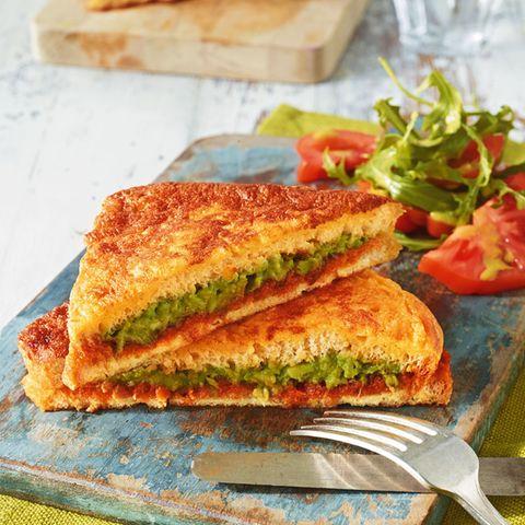 Rezepte: Vegetarische Sandwichs und Brote