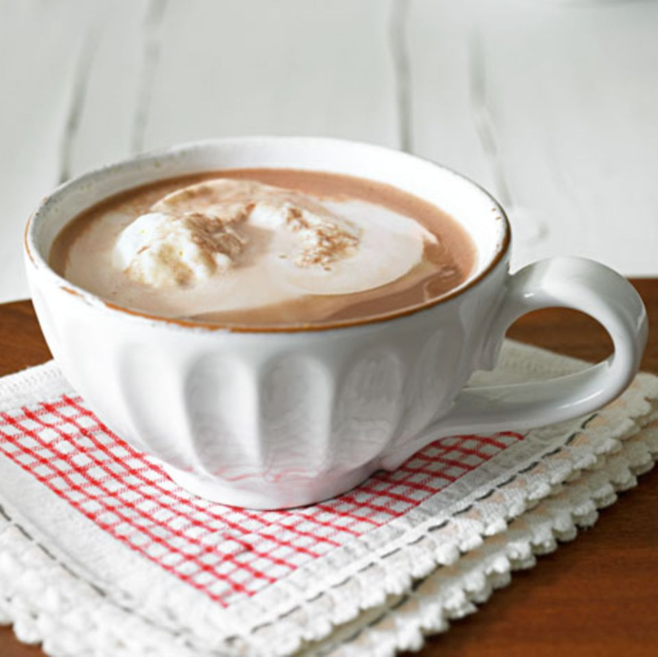 Rezepte: Warme Getränke zum Brunch