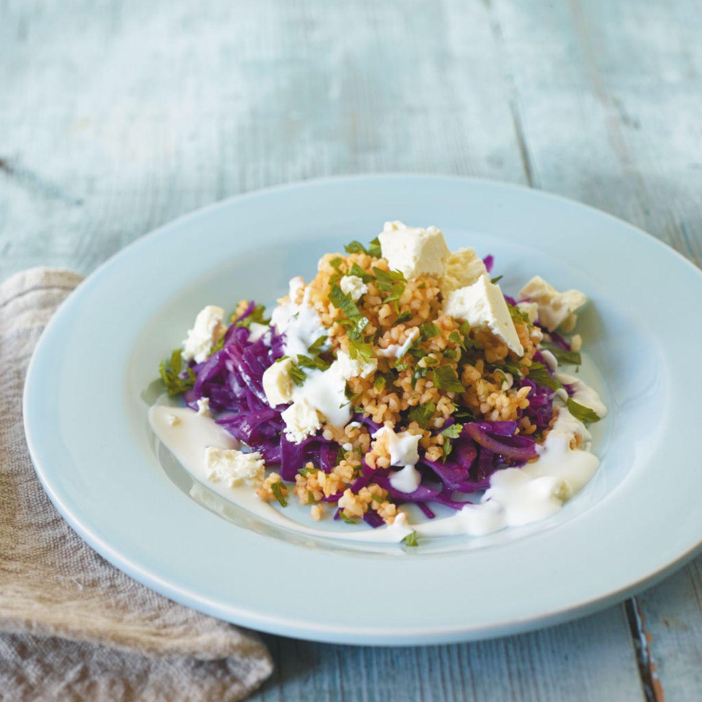 Leichte Küche: Sattmacher-Salate
