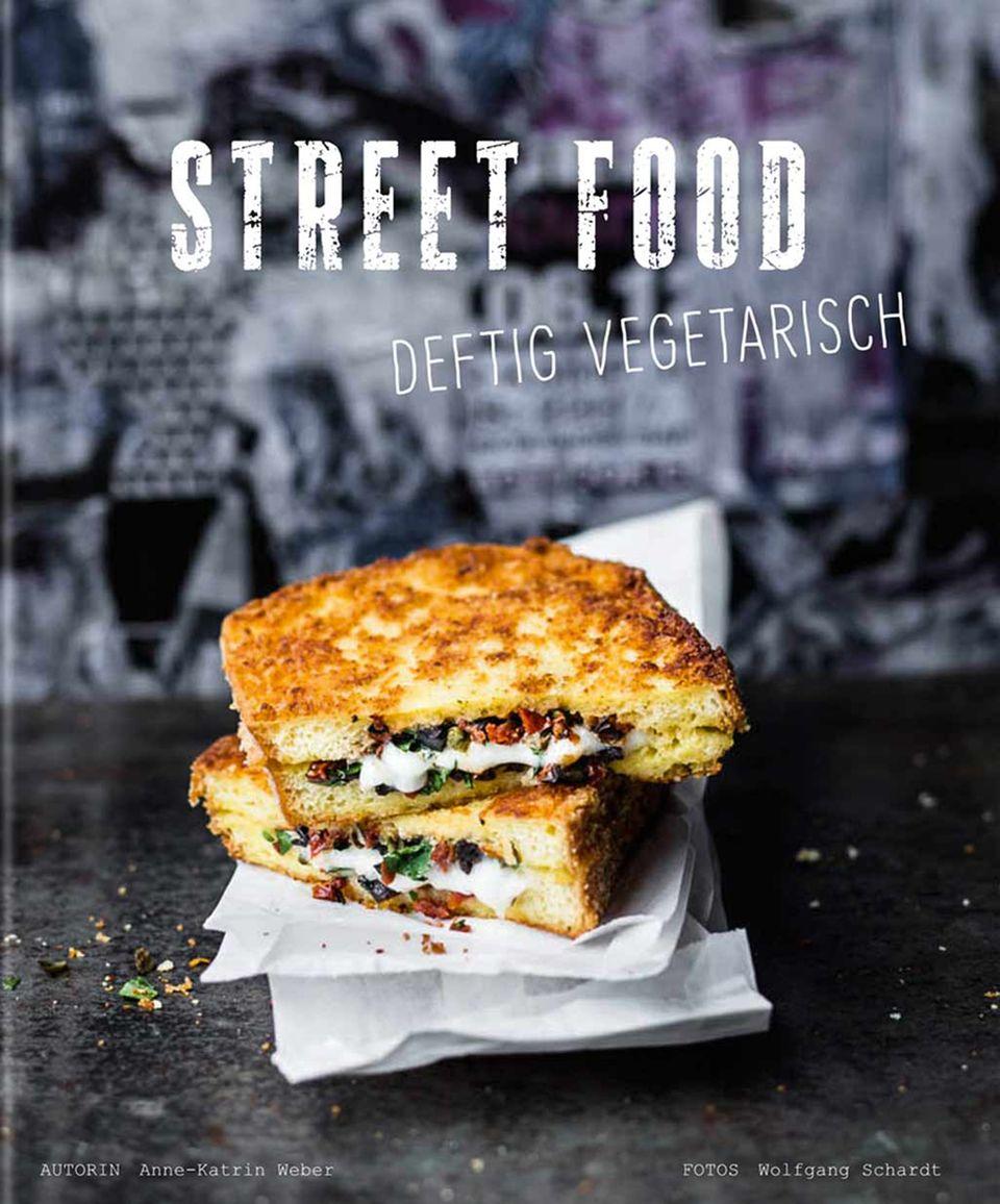 """""""Street Food"""" von Anne-Katrin Weber aus dem Becker Joest Volk Verlag"""
