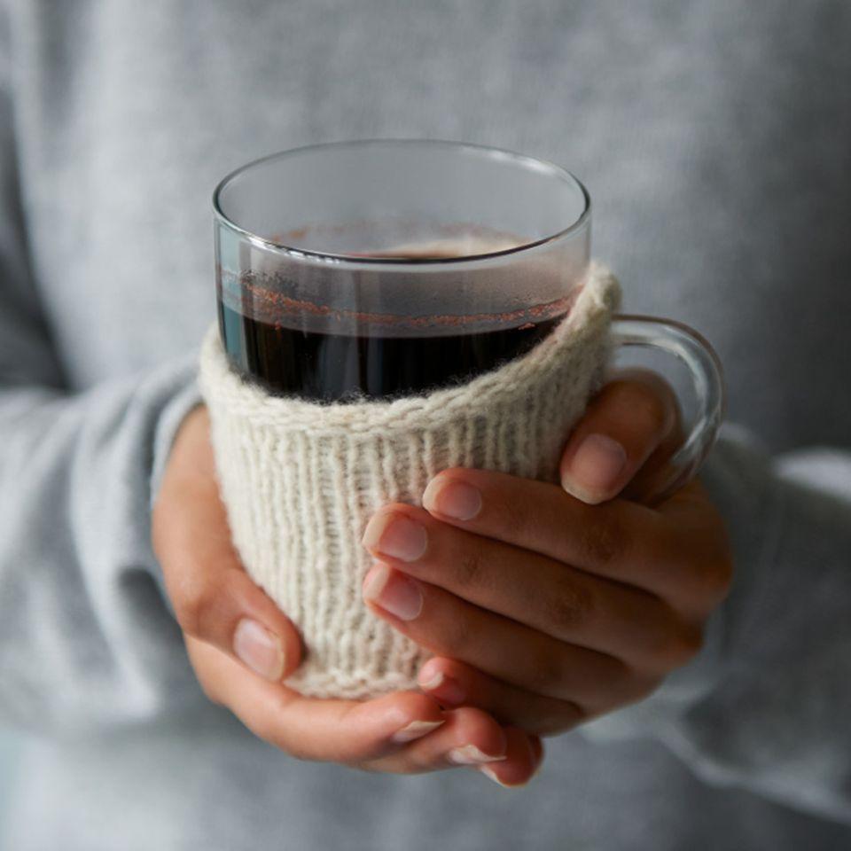 Hüttenzauber: Heiße Getränke