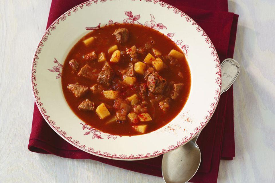 10 Gerichte, die uns wunderbar wärmen