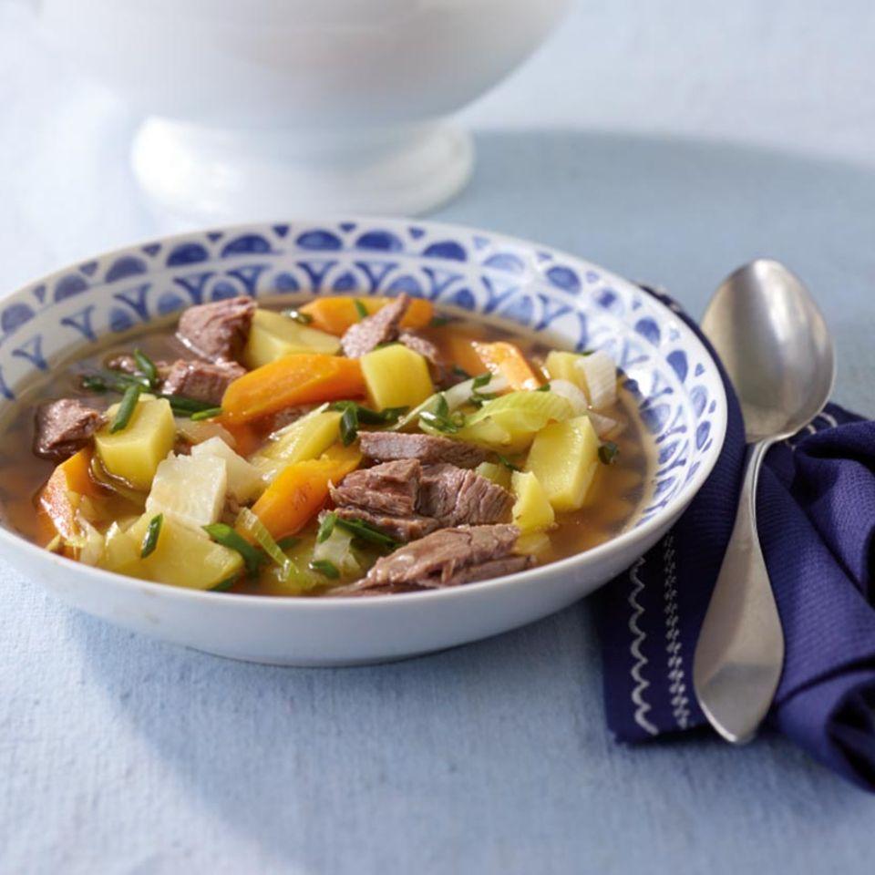 Winter: Suppen & Eintöpfe
