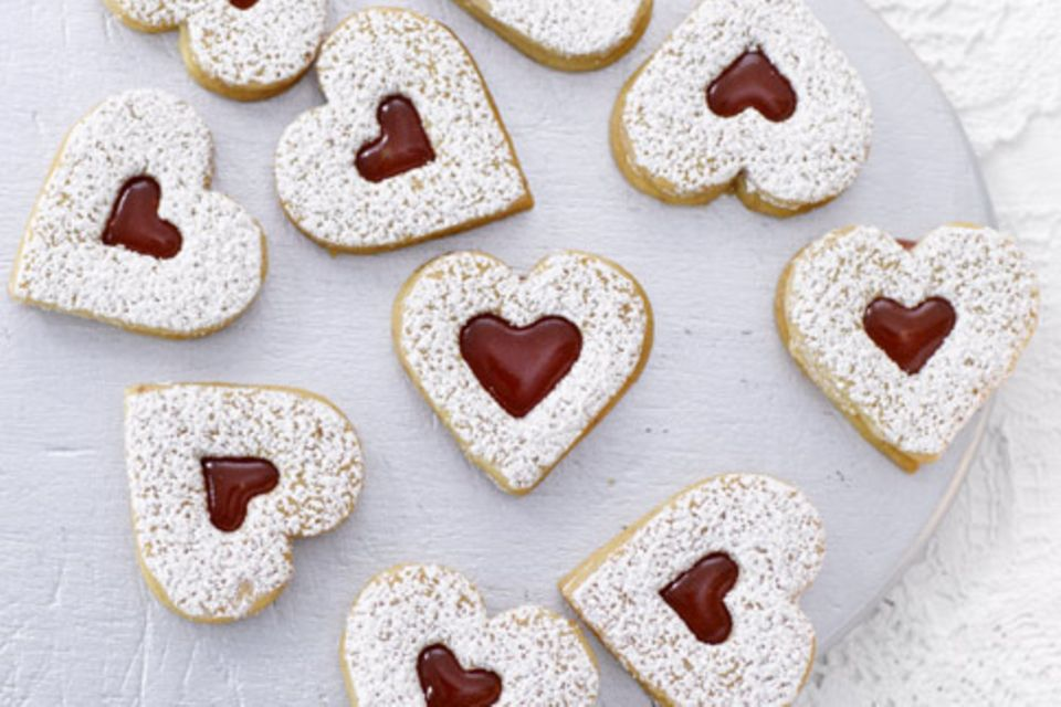 Valentinstag: Die 10 schönsten Rezepte für Verliebte