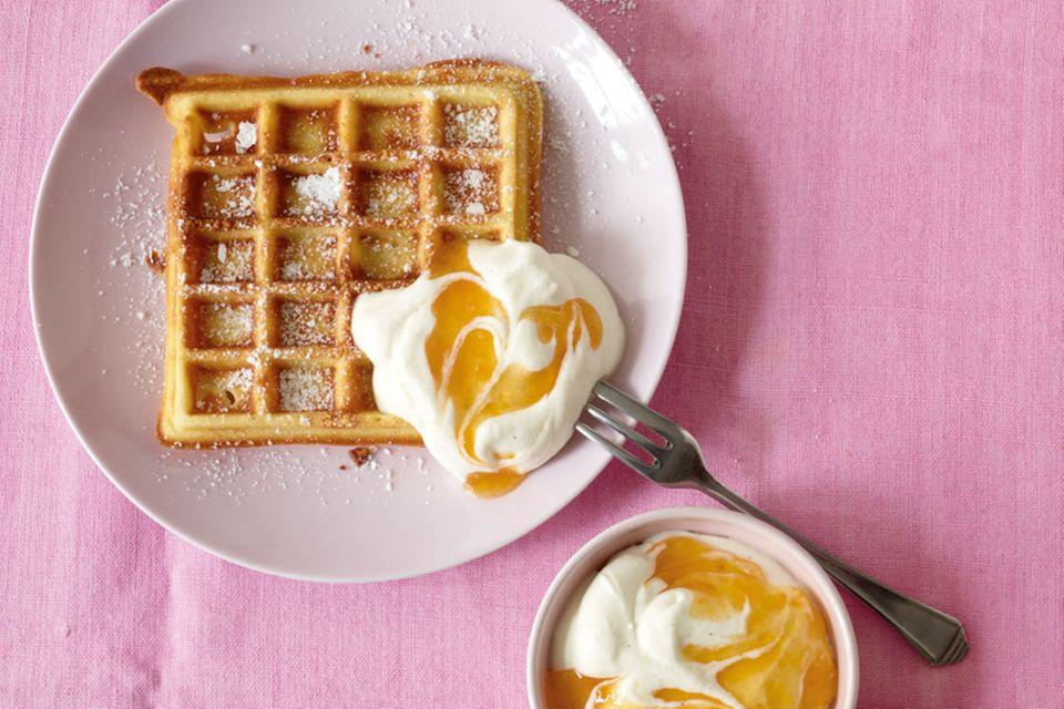 Süße Waffeln: Unsere 10 besten Rezepte
