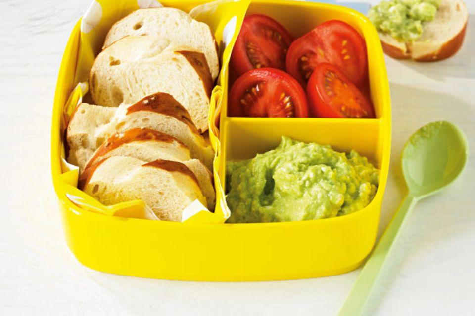 10 einfache Büro-Snacks