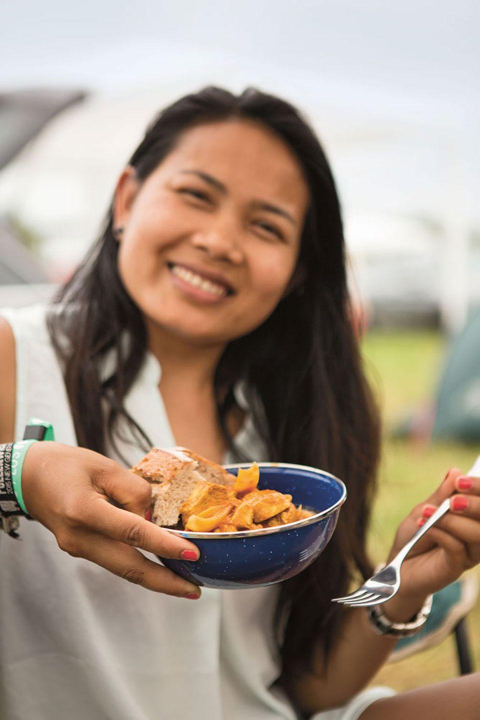 Rezept aus Open Air: Chicken Tikka Masala