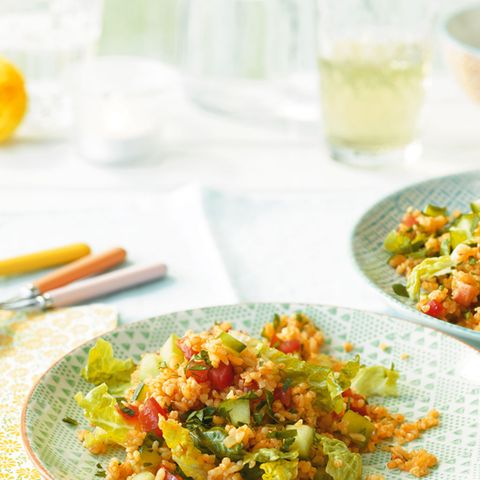 Vegetarische Rezepte: Salate