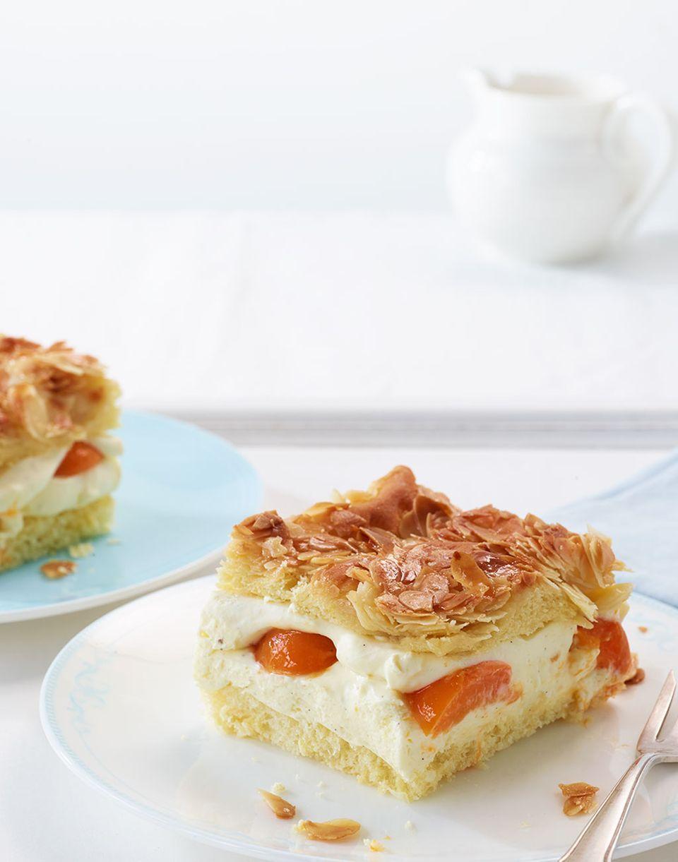 Locker, fruchtig, saftig - wass wollen wir mehr von einem Kuchen?