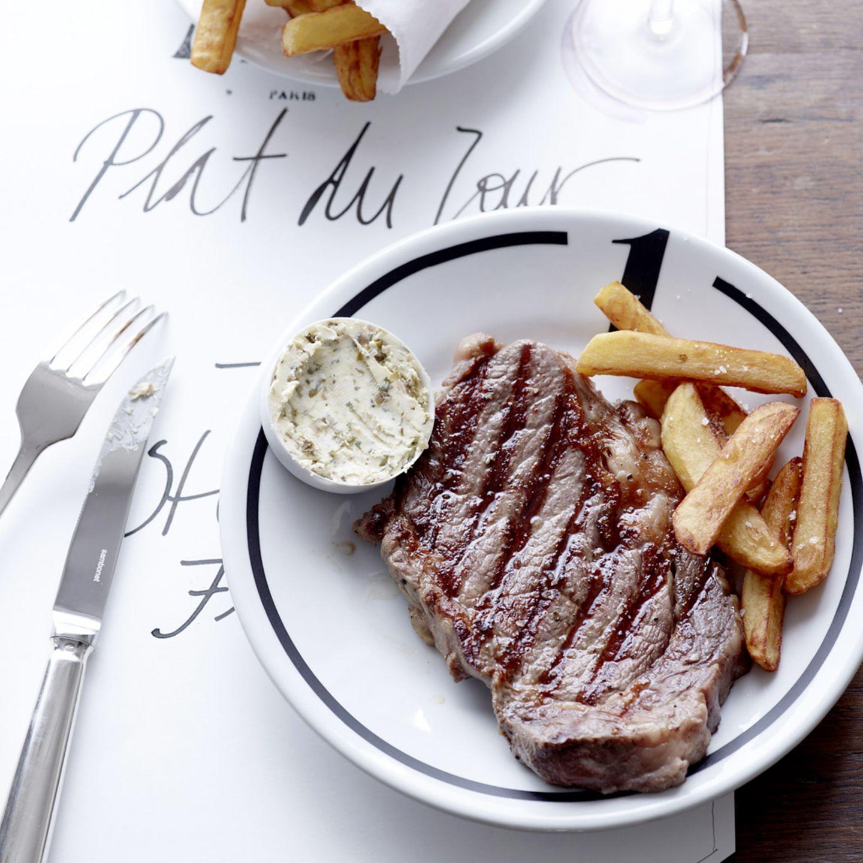 Rezepte: Steak vom Rind