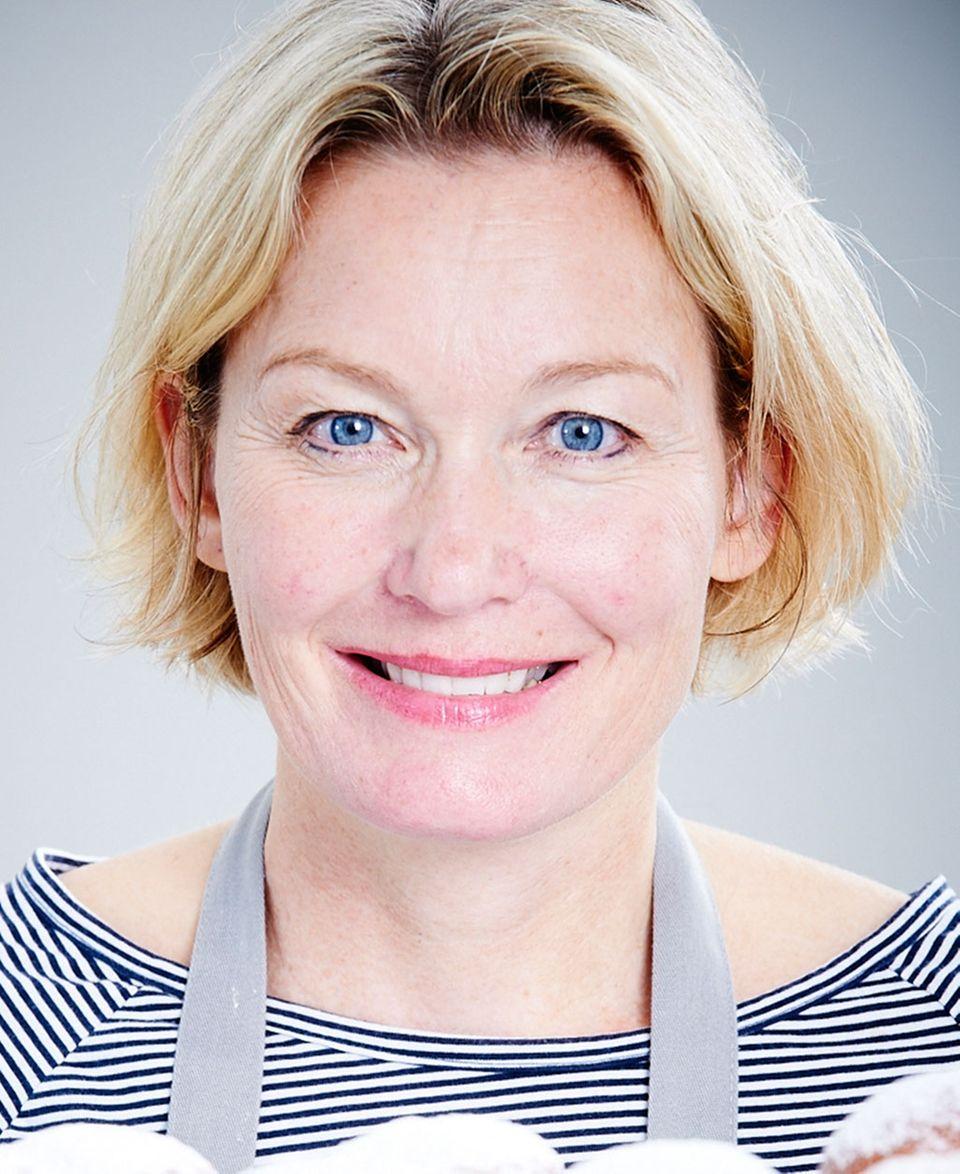»e&t«-Backexpertin Anne Haupt