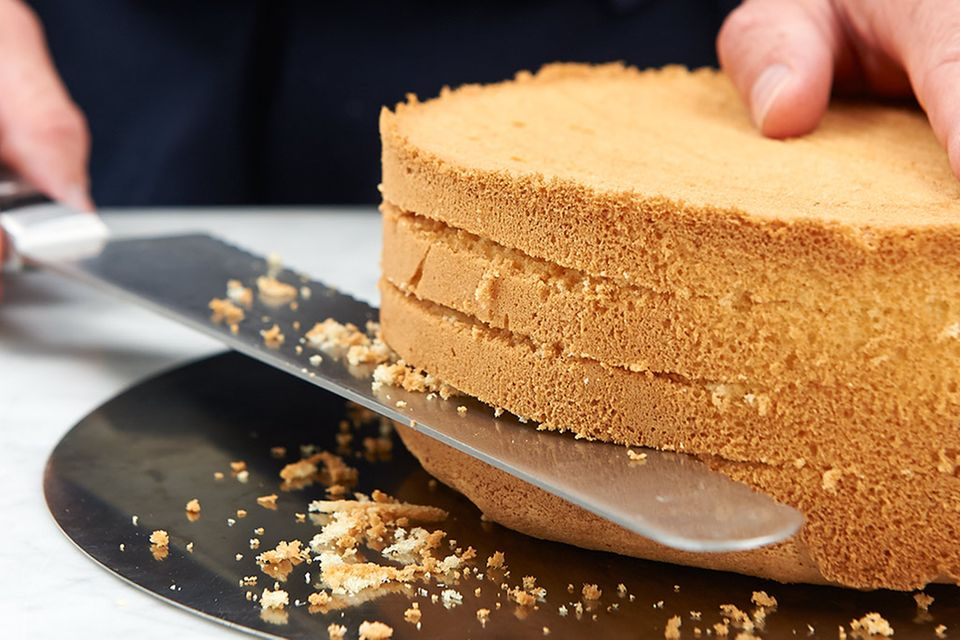 Naked Cake selbermachen