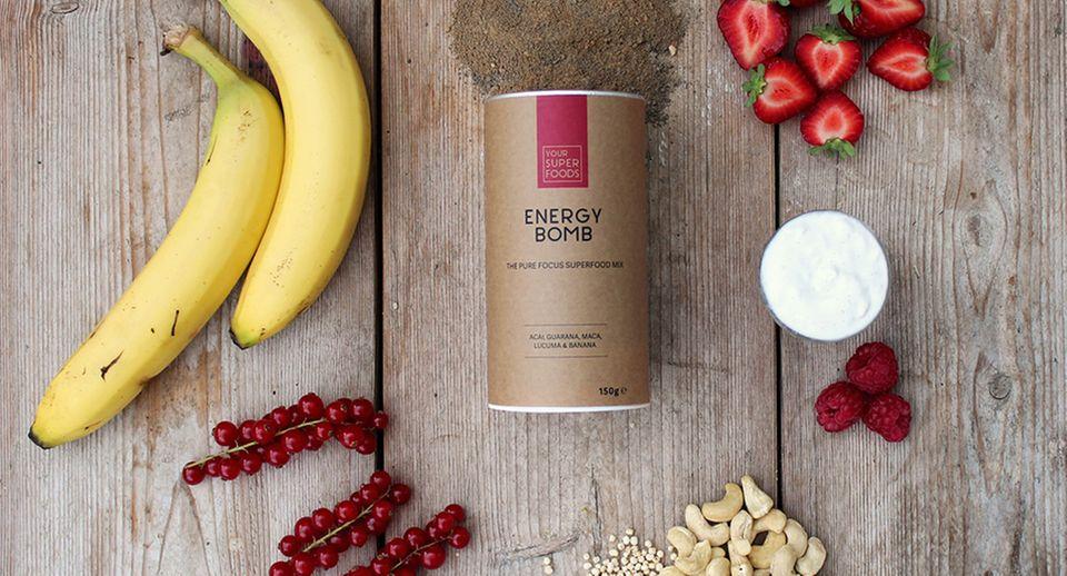 Energy Bomb-Mix von Your Superfoods