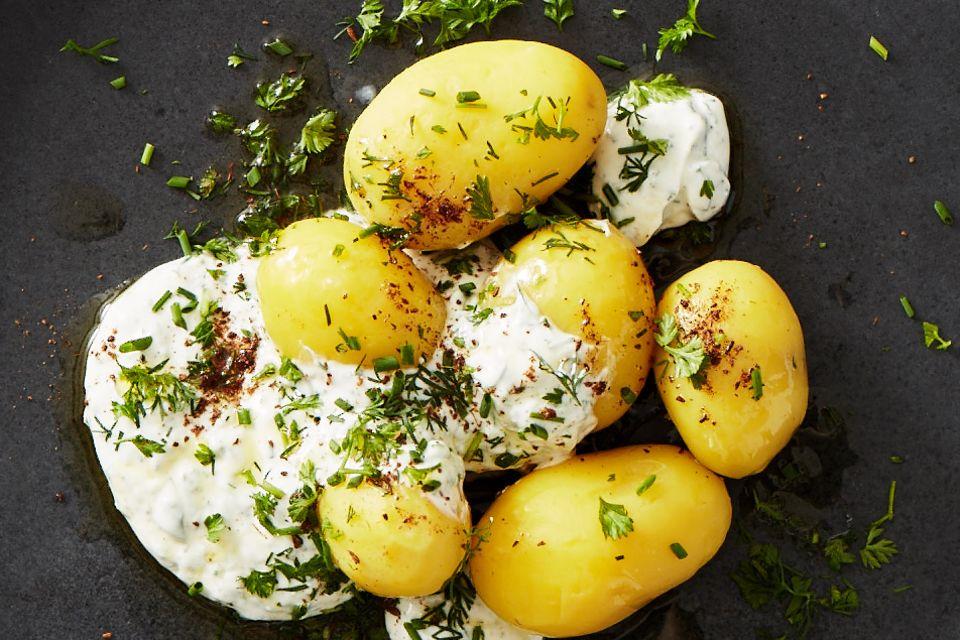 Top 5: neue Kartoffeln
