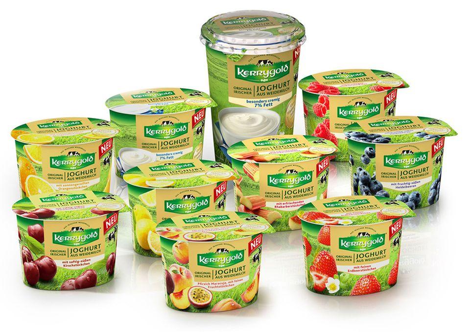Große Auswahl: Joghurt von Kerrygold