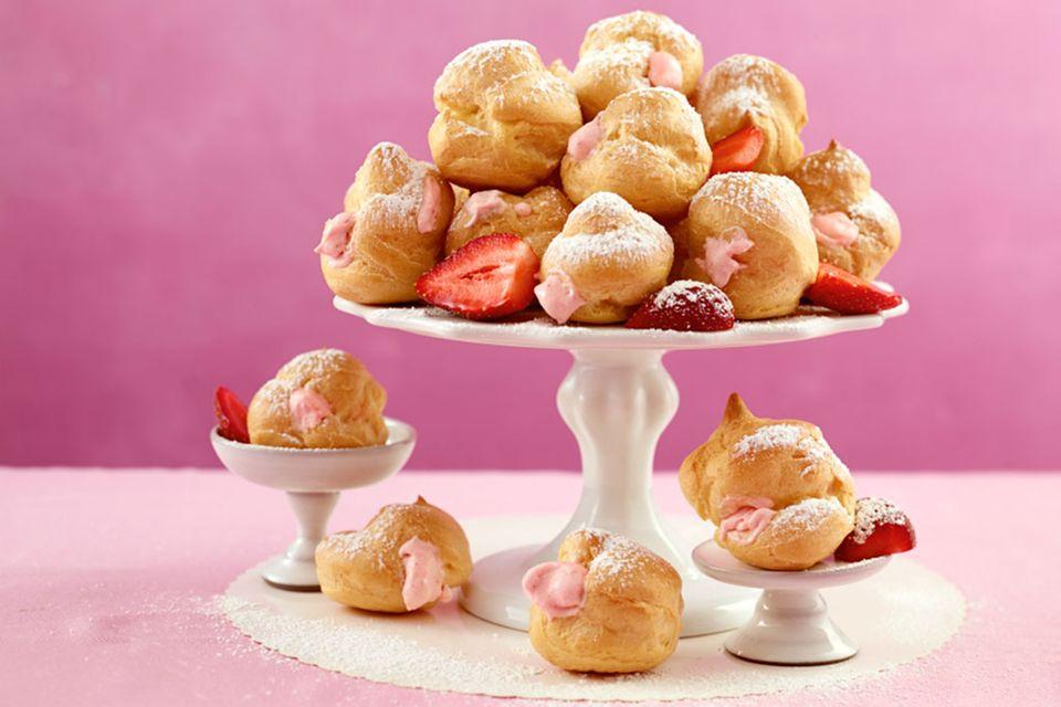 10 süße Erdbeer-Hits